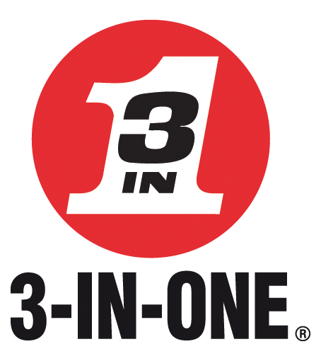 3-IN-ONE LOGOTIPO