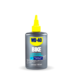 WD-40® BIKE WET - Lubrificante Pedal Úmido - 110 ml